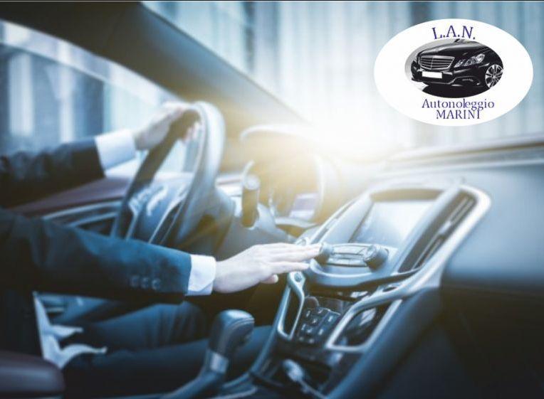 LAN autonoleggio offerta servizio di rappresentanza - promozione rappresentanza aziendale