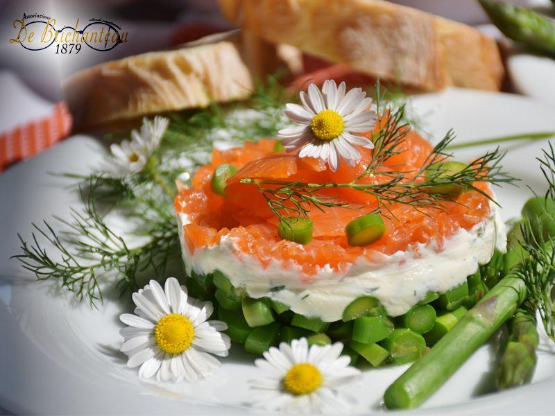 Offerta organizzazione pranzi e cene asparagi - Promozione realizzazione pietanze asparagi