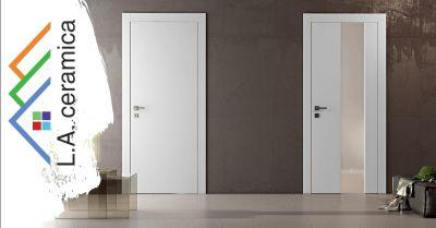 offerta vendita porte battenti filomuro roma occasione porta interna ln battente roma