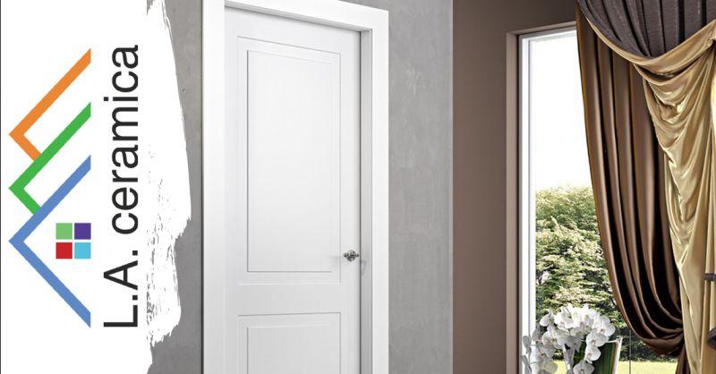 Offerta Porta interna in legno - Occasione vendita porte interne online pronta consegna