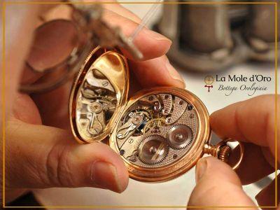 offerta riparazioni professionali orologi promozione servizio revisione orologi pregiati