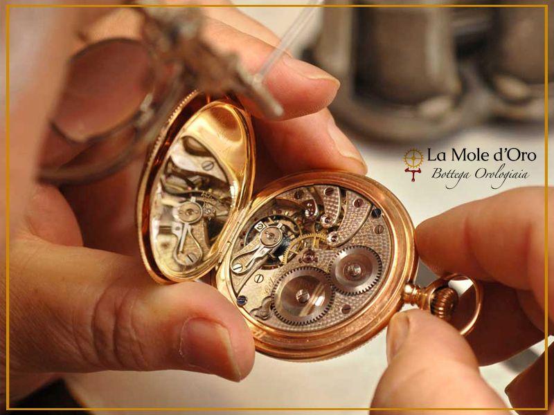 Offerta riparazioni professionali orologi - Promozione servizio revisione orologi pregiati