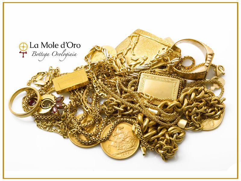 Offerta servizio compravendita metalli preziosi - Promozione compro metalli preziosi a Torino