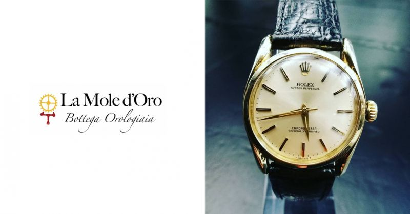 LA MOLE DORO offerta vendita orologi pregiati usati torino-occasione orologi usati rolex torino