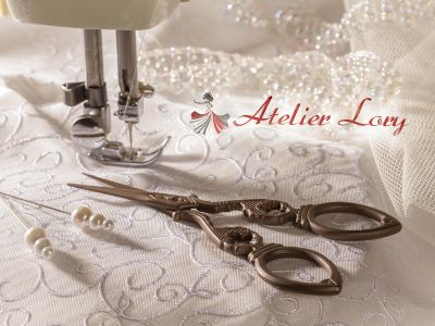 offerta servizio riparazione abiti promozione servizio riparazione indumenti atelier lorymod