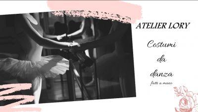 atelier lory offerta vestito da danza lecce occasione realizzazione abito per saggio lecce