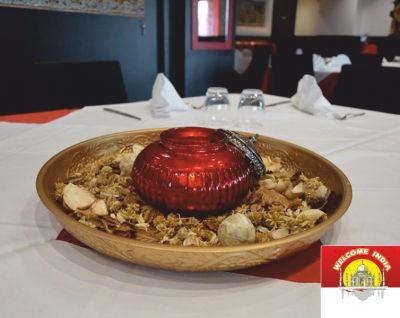 offerta cena ristorante indiano promozione menu vegano ristorante indiano