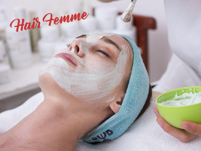 Offerta servizio professionale maschera viso - Promozione trattamenti maschere per il viso