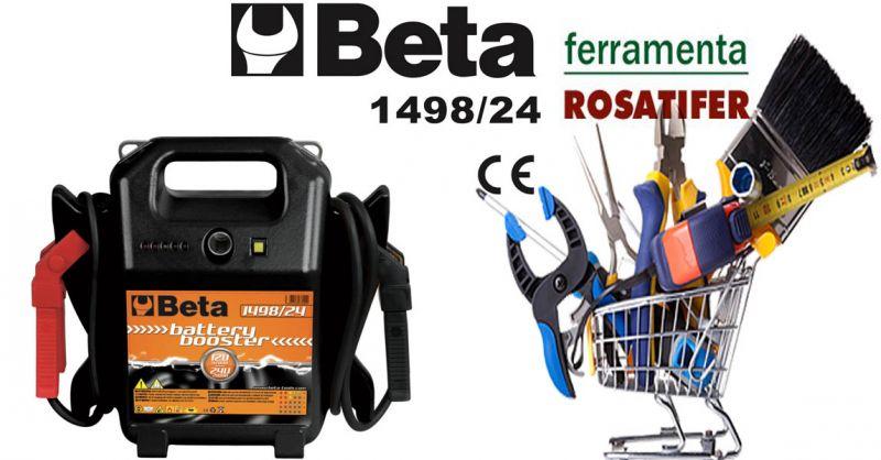 offerta avviatore per auto Beta - occasione avviatore d'emergenza veicoli Roma