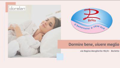 pl relax promozione materasso dorelan barletta occasione rete letto dorelan barletta