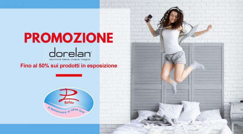 PL Relax - promozione sconti su prodotti in esposizione barletta - offerta dorelan sconti materassi