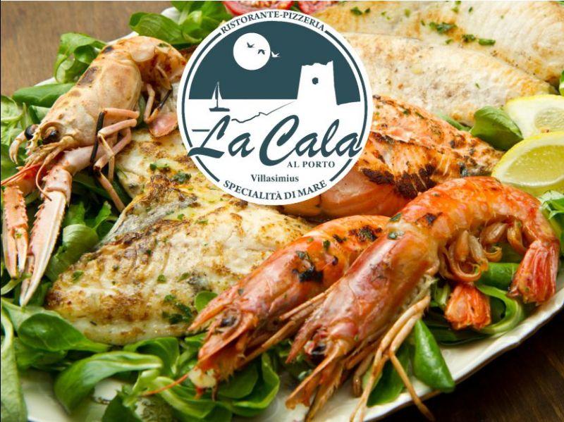 Cala al Porto Villasimius - dove mangiare grigliata di pesce preparata con pescato locale