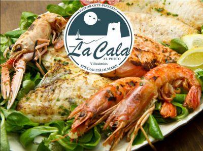 cala al porto villasimius dove mangiare grigliata di pesce preparata con pescato locale