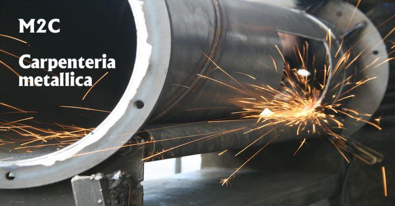 offerta M2C servizi di carpenteria metallica vicenza - occasione servizi di saldature vicenza