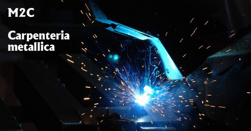 offerta M2C saldature con prova vicenza - occasione carpenteria metallica saldatori certificati