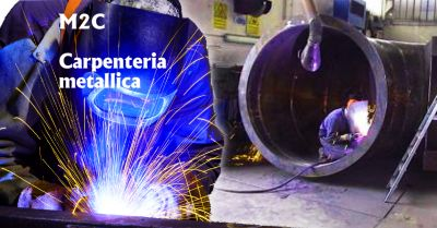 offerta realizzazioni carpenteria medio pesante occasione carpenteria saldature