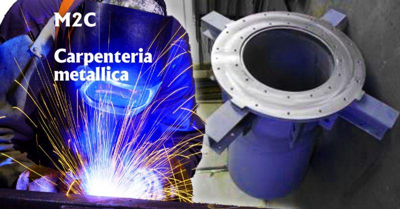 Offerta Lavorazioni di Carpenteria Vicenza - occasione Saldatura inox ferro alluminio Vicenza