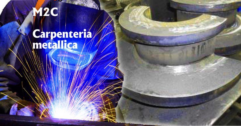 Occasione Lavorazione Metallica da disegno Vicenza - Offerta Carpenteria Vicenza M2C