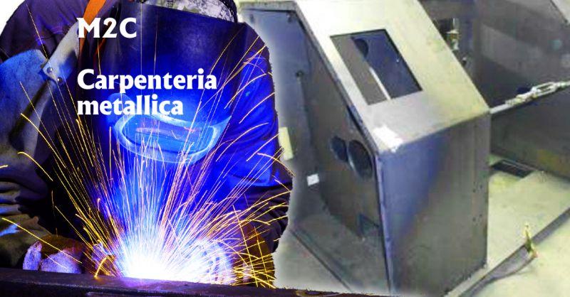 Offerta Saldature con Prova Vicenza - Occasione Carpenteria Saldatori Certificati Vicenza