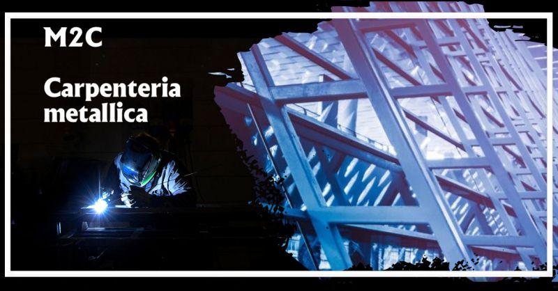 Offerta Realizzazioni di Carpenteria metallica Medio Pesante Carrè Vicenza