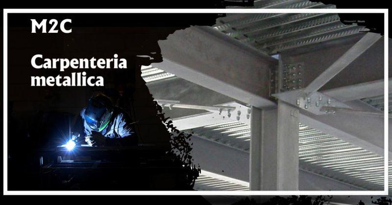 Offerta Fornitori Costruzione Carpenteria Metallica pesante e leggera Vicenza