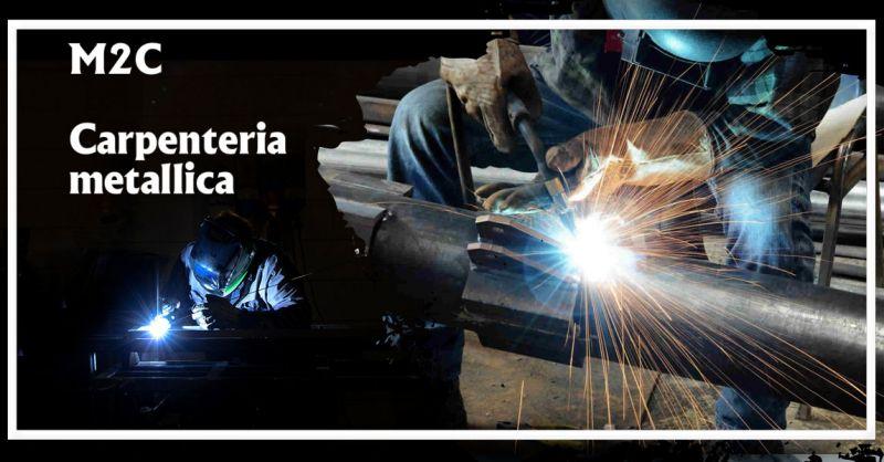 Offerta Specialisti in Carpenteria Metallica Vicenza - Occasione fornitori prodotti di carpenteria metallica