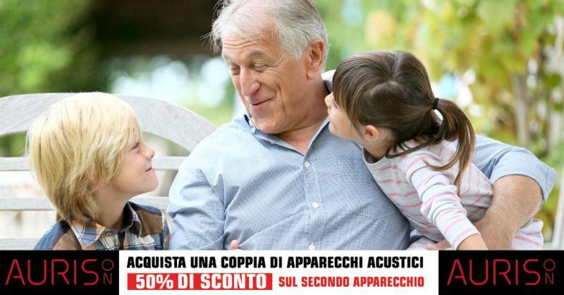 AurisOn offerta assistenza apparecchi acustici Roma - promozione apparecchio acustico Roma