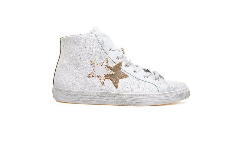offerta sneakers bianca  2Star