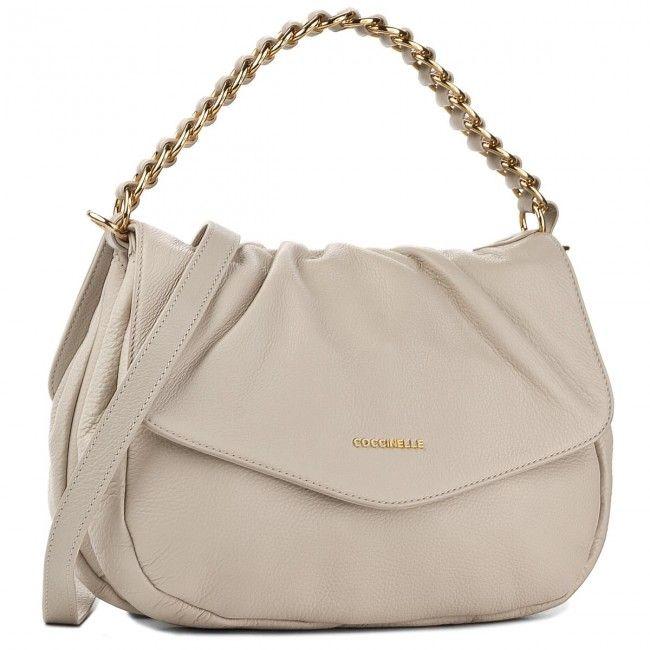 Offerta borsa  Coccinelle in pelle beige
