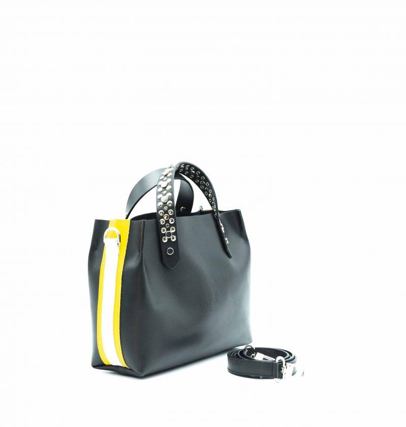 Offerta borsa in pelle donna artigianale Olivia Pope - promozione ecommerce pelletteria