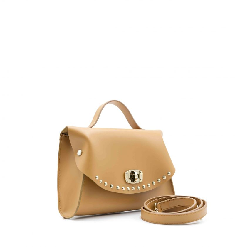 Offerta mini bag in pelle Olivia Pope - promozione ecommerce pelletteria da donna