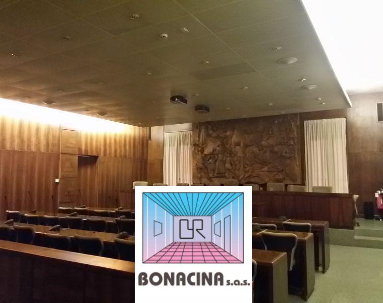 BONACINA SAS offerta controsoffittature modulari - promozione controsoffitti ispezionabili