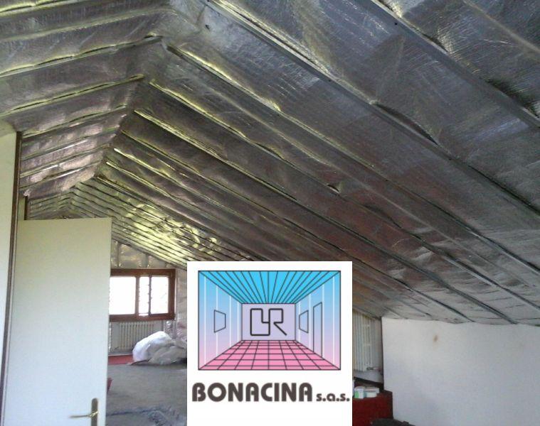 BONACINA SAS offerta isolamenti termoacustici – promozione isolamento termico acustico