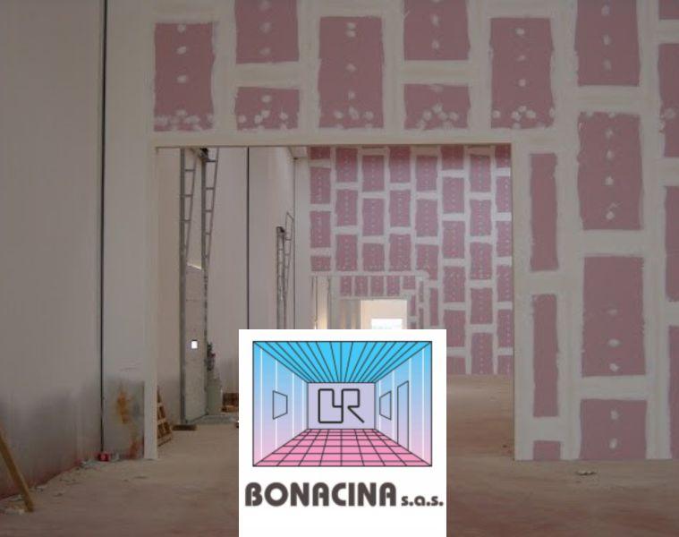 BONACINA SAS offerta protezioni passive al fuoco – promozione compartimentazioni antincendio