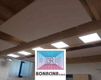 bonacina sas offerta elementi fonoassorbenti promozione pannelli anti riverbero