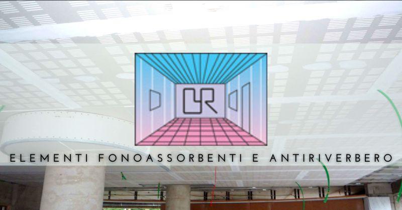 Offerta vendita elementi fonoassorbenti Bergamo - occasione pannelli antiriverbero Bergamo