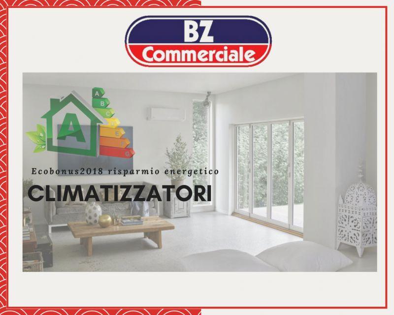 Bz Commerciale - ecobonus climatizzatori 2018 per il risparmio energetico