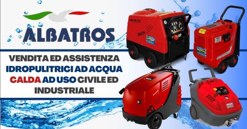 Offerta vendita idropulitrici ad acqua calda Verona - Occasione assistenza idropulitrici professionali Verona
