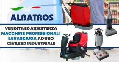 offerta vendita lavasciuga pavimenti industriale verona occasione assistenza lavasciuga industriale verona