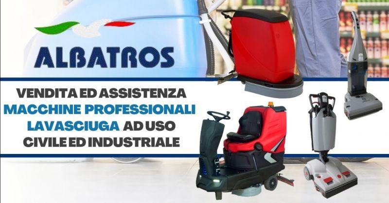 Offerta vendita lavasciuga pavimenti industriale Verona - Occasione assistenza lavasciuga industriale Verona