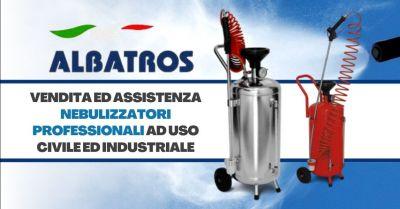 offerta vendita nebulizzatori professionali per prodotti chimici occasione nebulizzatori per insetticidi verona
