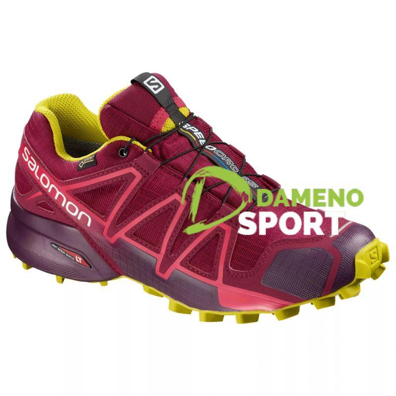 DAMENO SPORT offerta speedcross 4 gtx salomon - promozione scarpa in gore tex da competizione