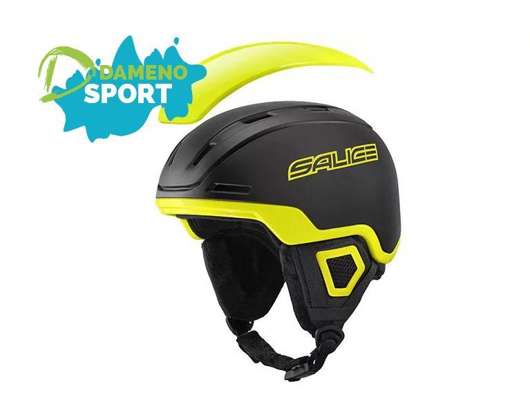 DAMENO SPORT offerta casco sci eagle salice – promozione casco snowboard leggero areato