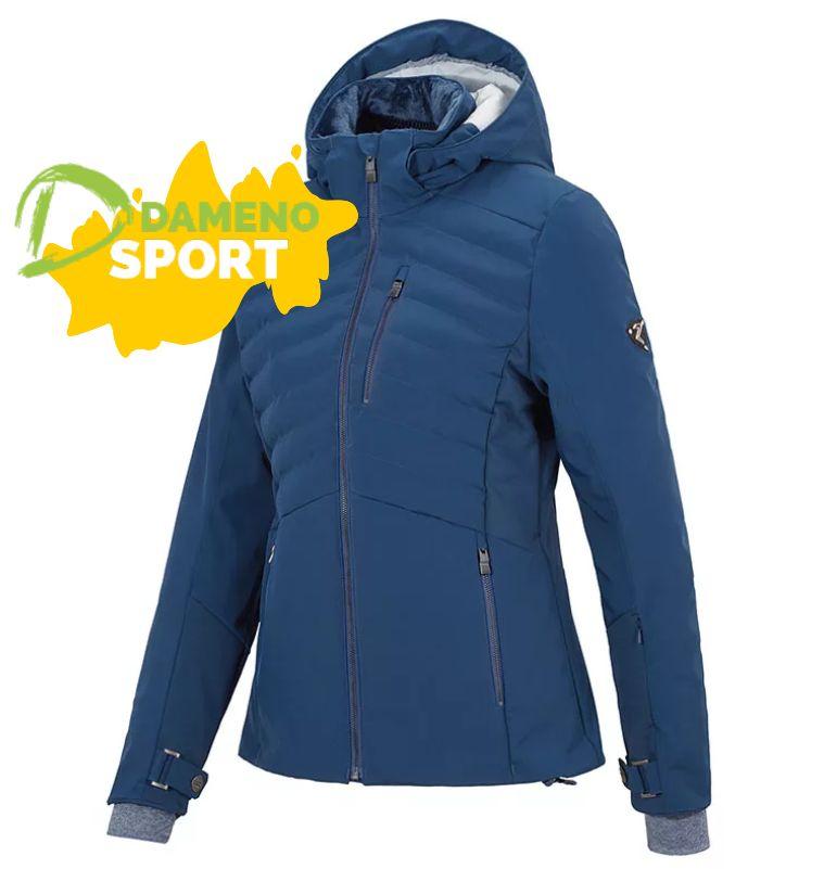 DAMENO SPORT offerta tamine ledy jacket ski ziener – promozione giacca da sci primaloft donna