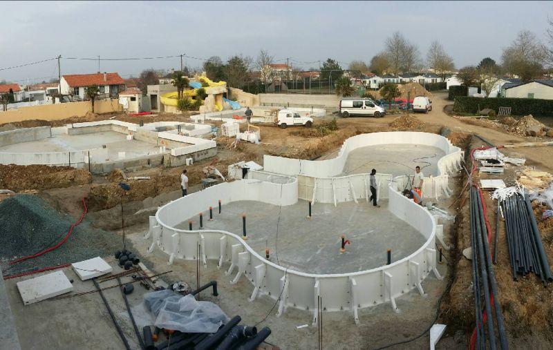 Piscine con pannelli in cemento cosenza - realizzazione piscina da esterno cosenza