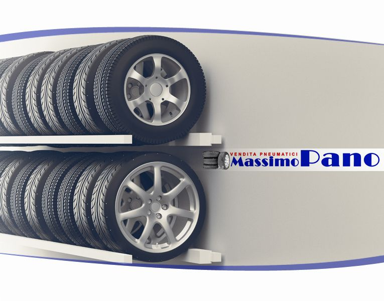 Offerta Vendita pneumatici per privati - Promozione distribuzione pneumatici professionali