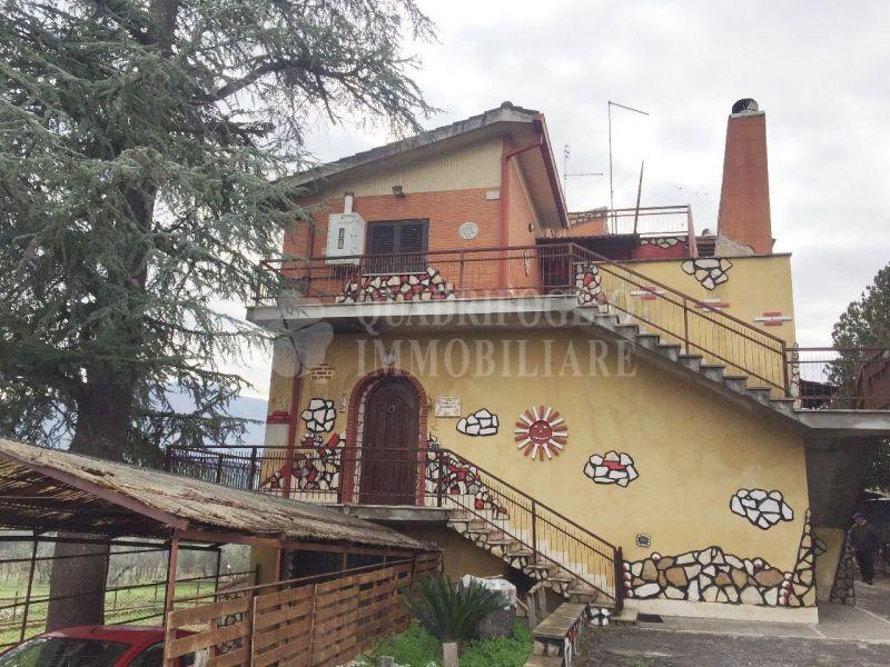 Offerta vendita villa Palombara Sabina - occasione villa in vendita Strada Colle Faggiano