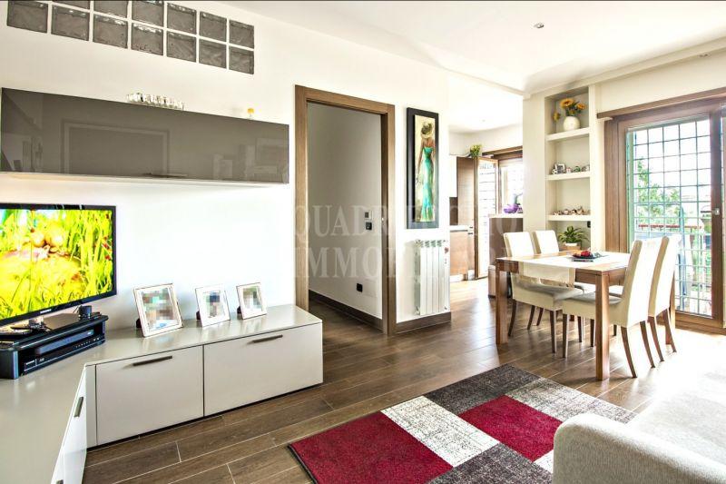Offerta vendita appartamento La Rustica - occasione trilocale in vendita Via Francesco Vitalini