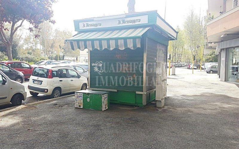 Offerta vendita edicola Ostia Levante - occasione edicola in vendita Viale Capitan Casella