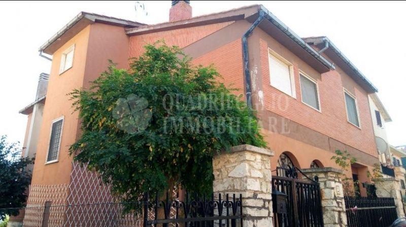 Offerta vendita villa Castelnuovo di Porto - occasione villa unifamiliare in vendita Flaminia